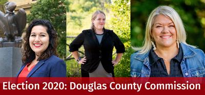 Douglas County Commission candidates lined up