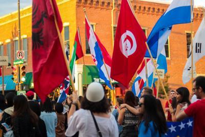 KU international students demand flat student fee following roughly 94% increase