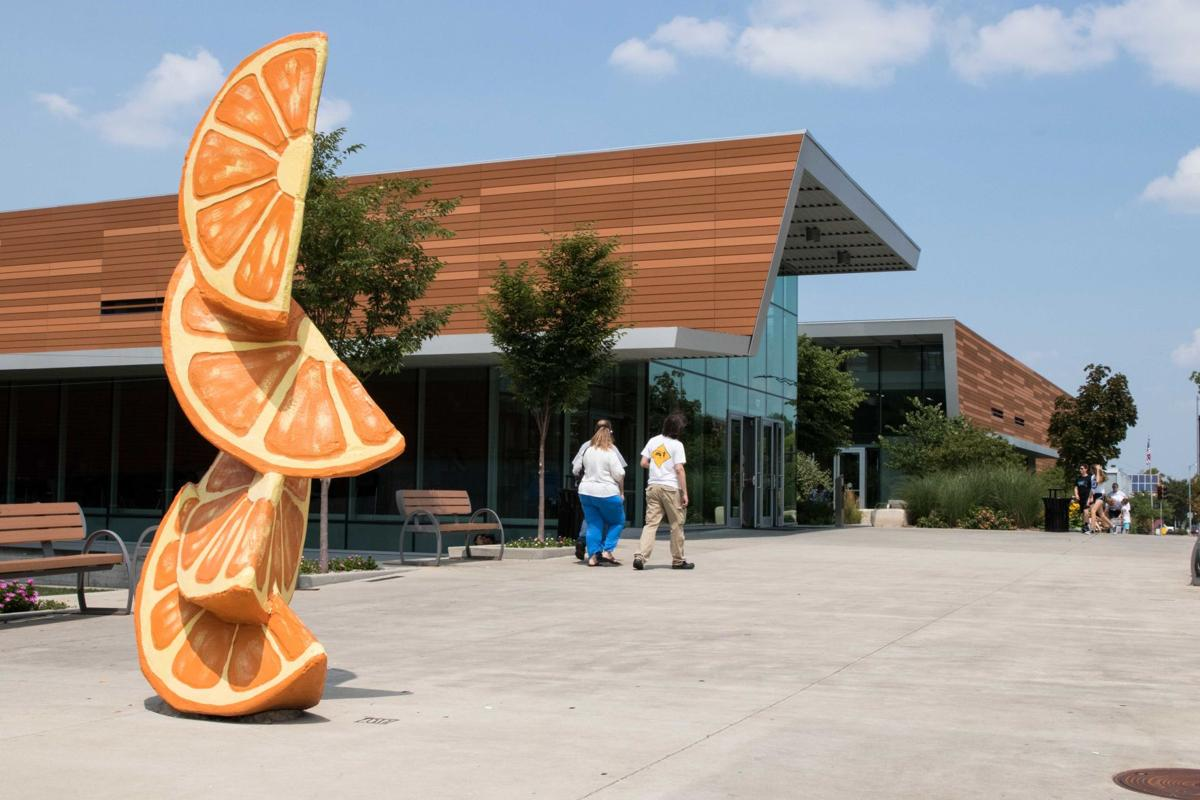 Downtown Sculptures Jpg