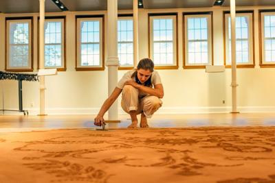 Red Dirt Rug Exhibit 2