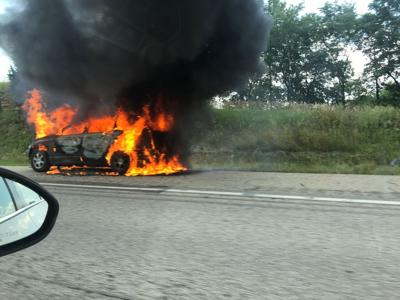 i70 vehicle fire