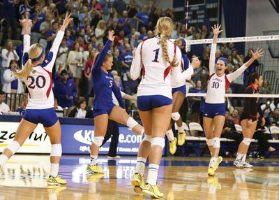 Women's Volleyball vs Texas Tech