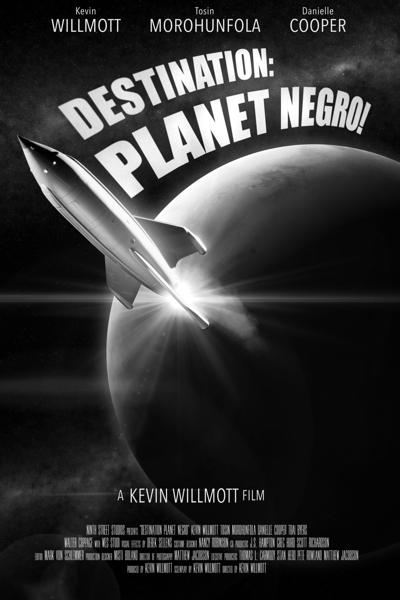 Destination Planet Negro