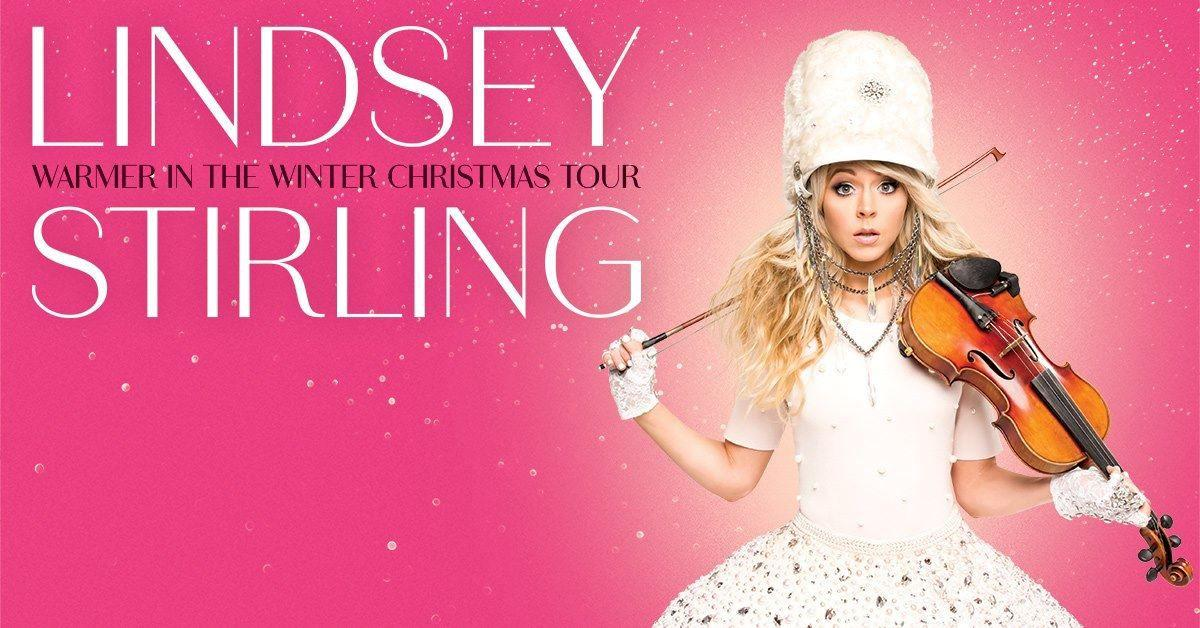 Lindsey Stirling S Warmer In The Winter Tour To Bring