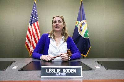 DITL Leslie Soden