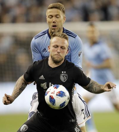 MLS New York Sporting KC Soccer