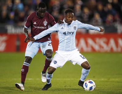 MLS Sporting KC Rapids Soceer