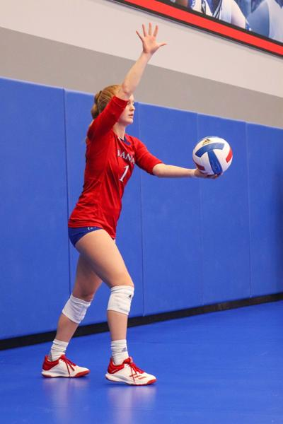 Volleyball vs. West Virginia