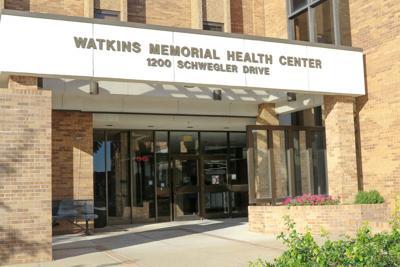 Watkins Health Services is located at 1200 Schwegler Drive