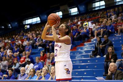 8c0e177b6797 Baylor overwhelms Kansas women s basketball on Superhero Day ...