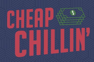 CHALK Cheap Chillin'