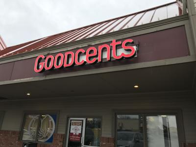 The former Goodcents Deli Fresh Sub location stands on 23rd and Louisiana Streets