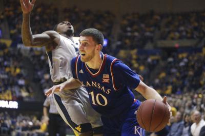 Kansas West Virginia Basketball