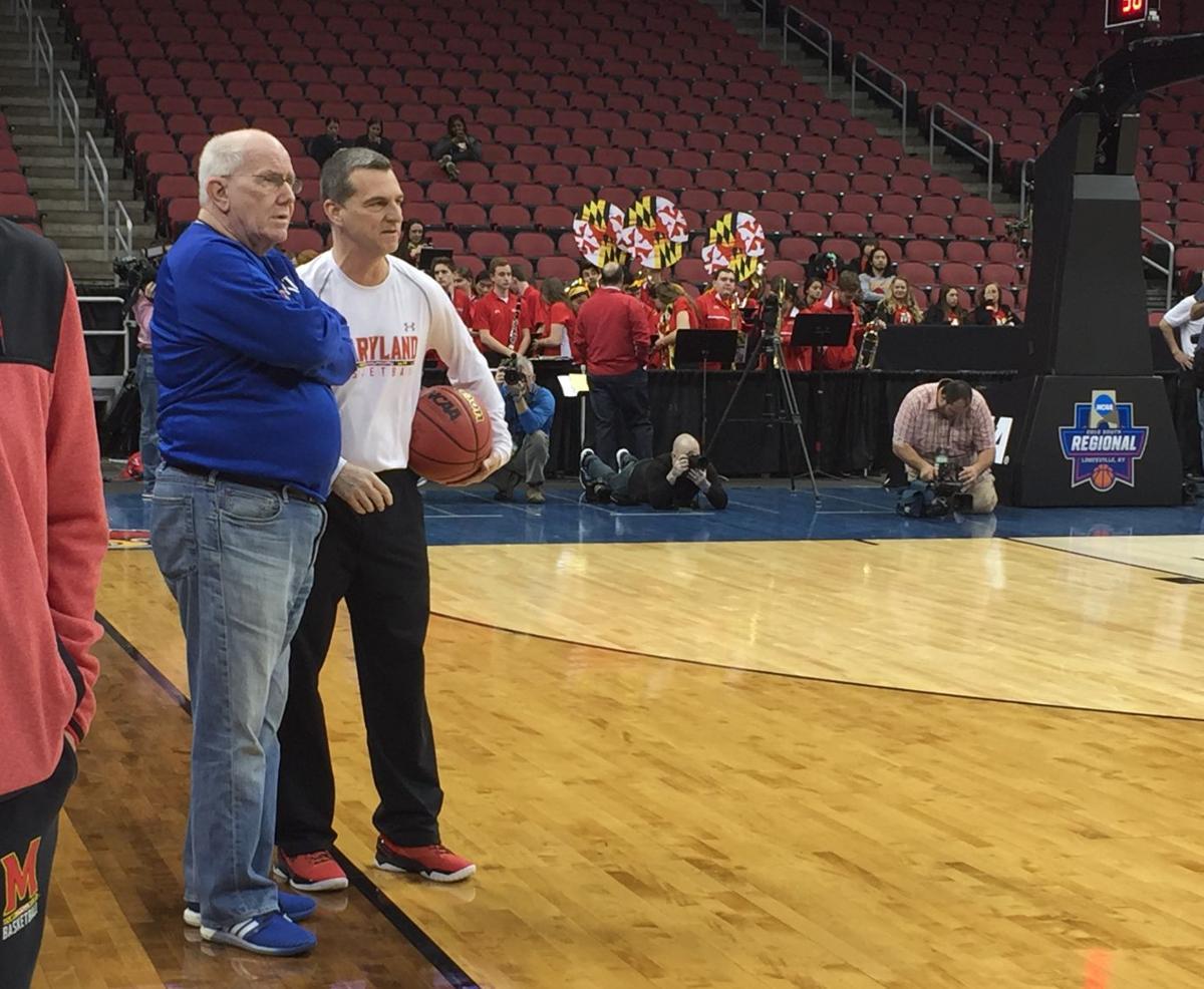 Bob Davis and Mark Turgeon