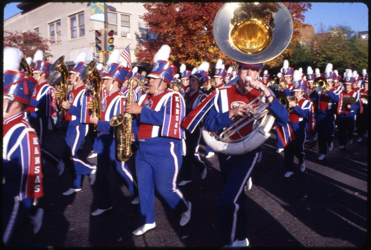 marching band 1990
