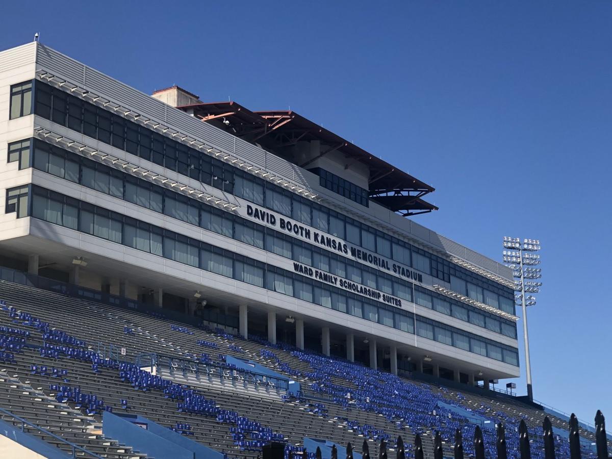 David Booth Kansas Memorial Stadium