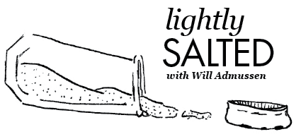 Lightly Salted: An open letter to the new Student Senate