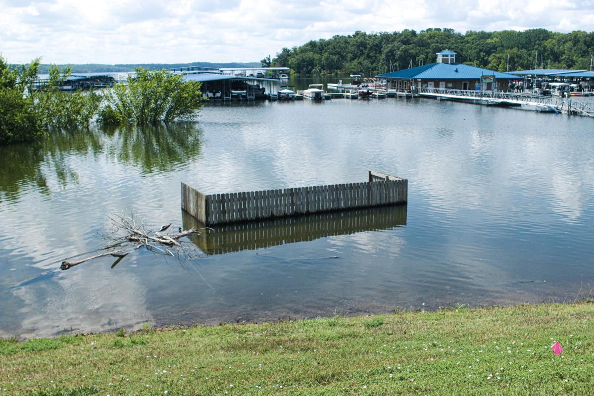 Clinton Lake Flooding