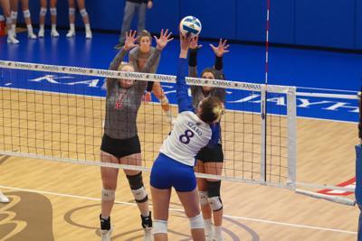 Volleyball vs Texas Tech