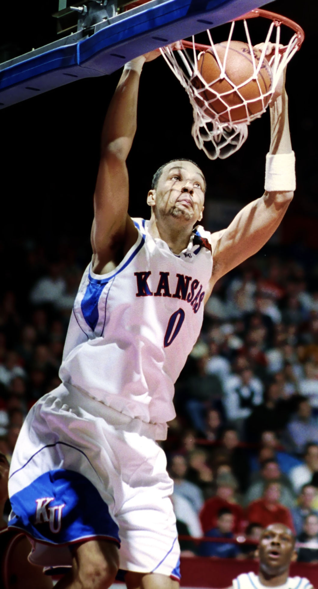 Now a restaurateur Drew Gooden parlayed a stellar Kansas career