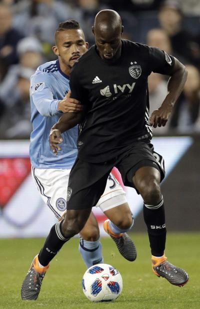MLS New York Sporting KC Soccer