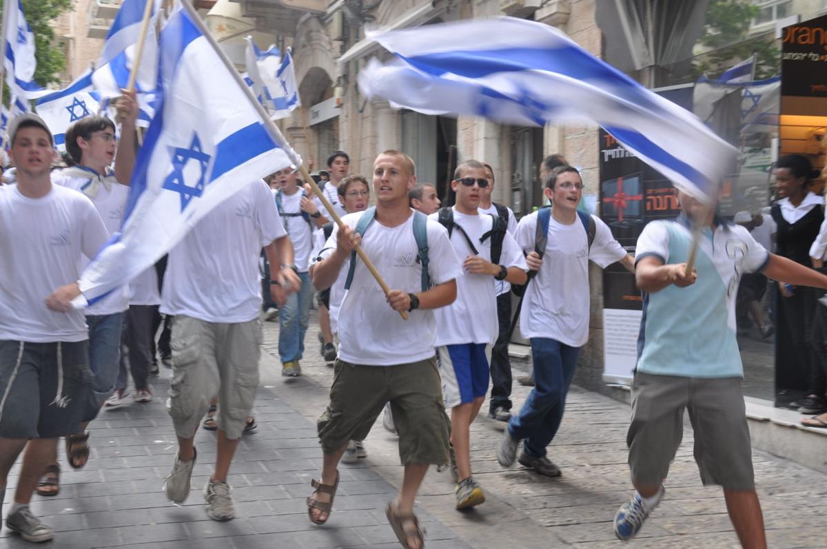 israel week