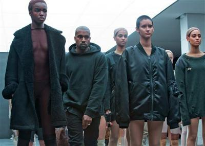 d0e5e9553 Trending  Kanye West releases Adidas clothing collection