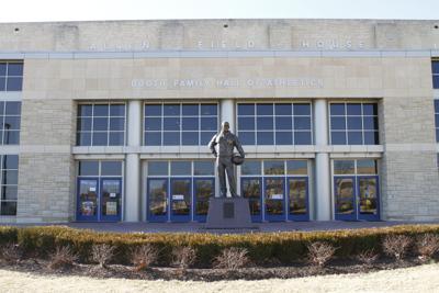 Best Campus Landmark: Allen Fieldhouse