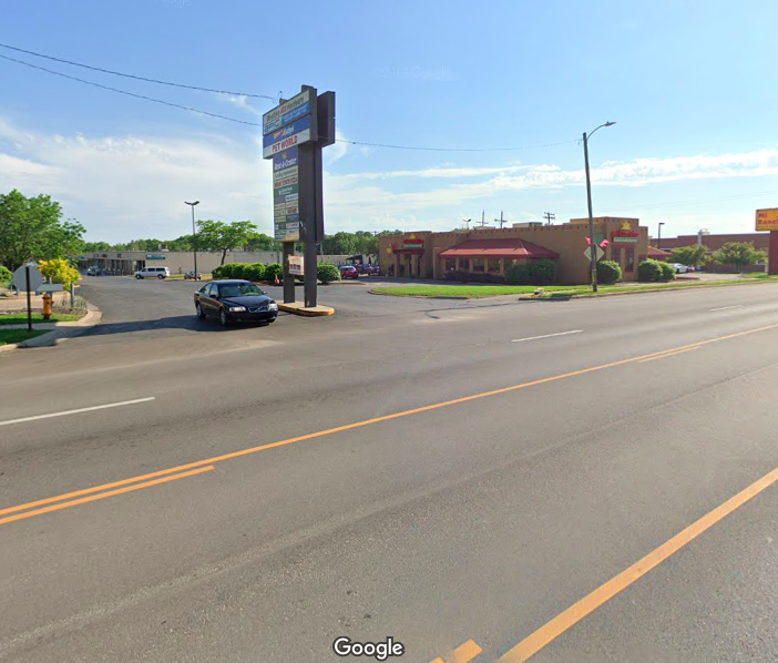 google maps possible 23rd st shooting