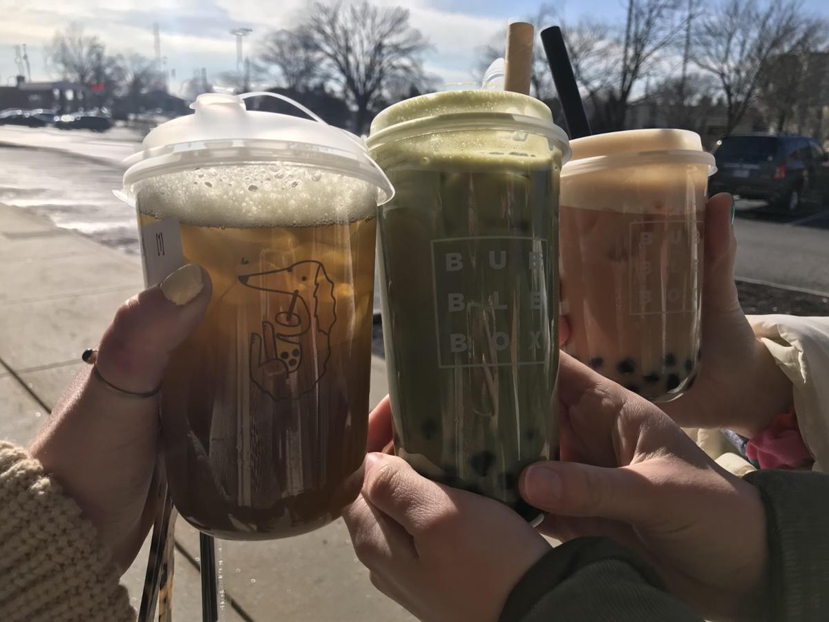 Bubble Box drinks