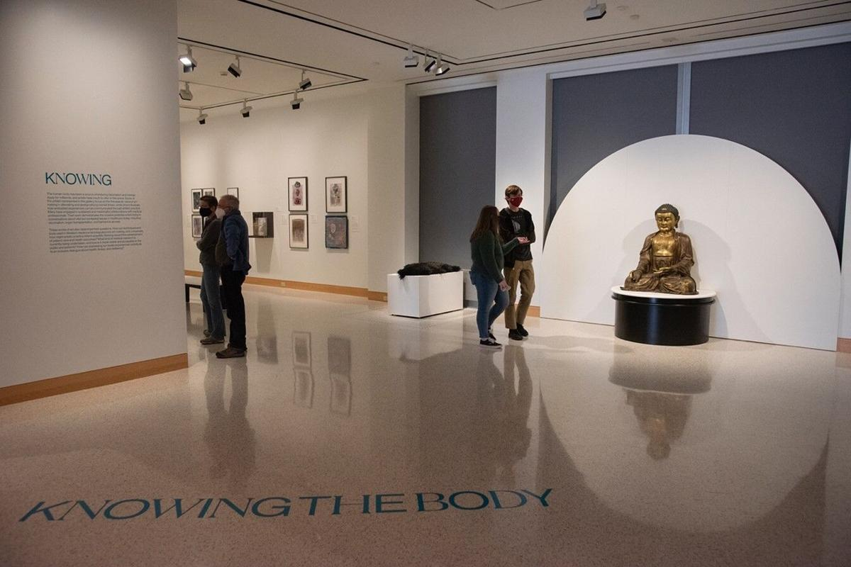 'Healing, Knowing, Seeing the Body' exhibition at Spencer Art Museum