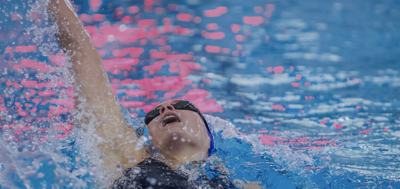 KU Swimming 100121