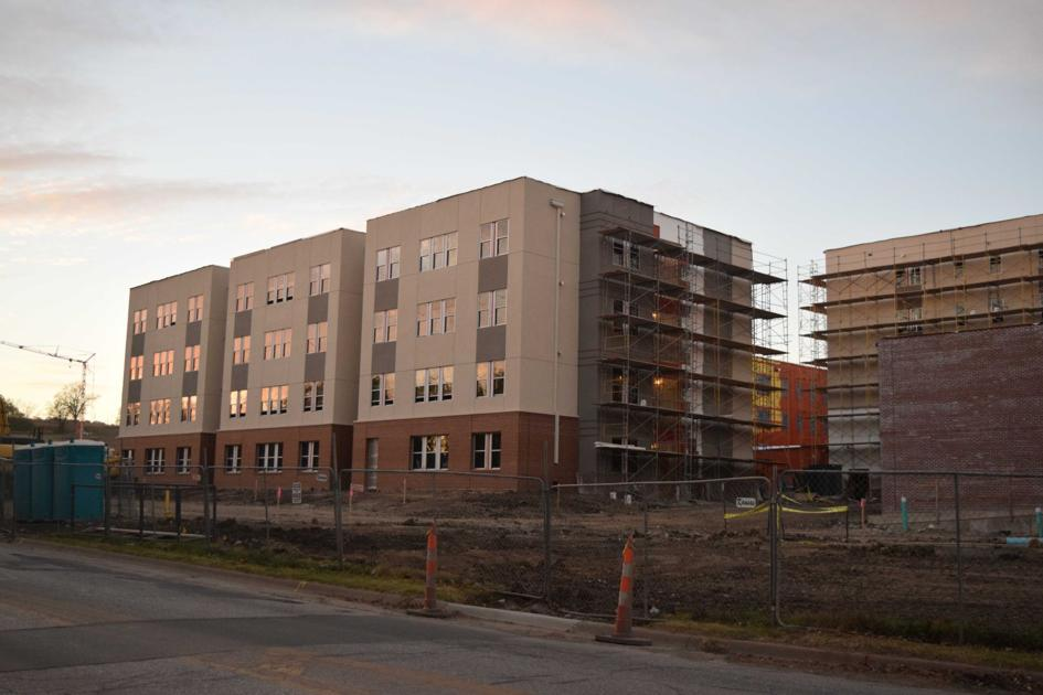KU names newest dorm, says Union and apartment complex ...