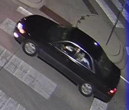 crime alert car