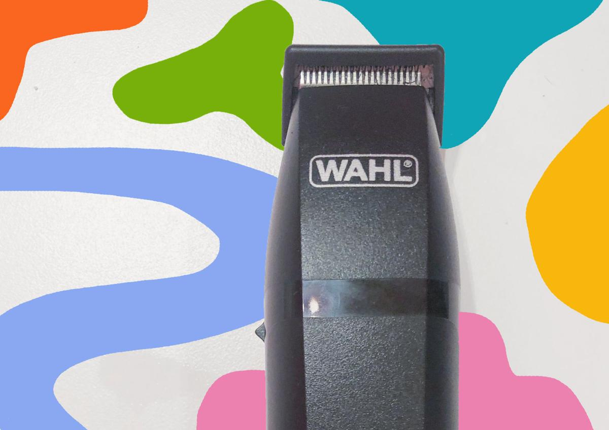We do it for you: At-home haircut
