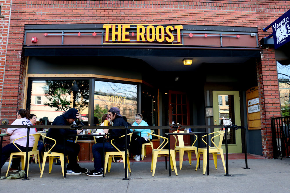 TOTH The Roost
