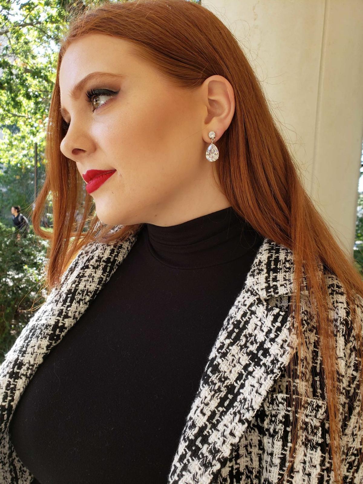 Campus Couture: Alicia Getty 2