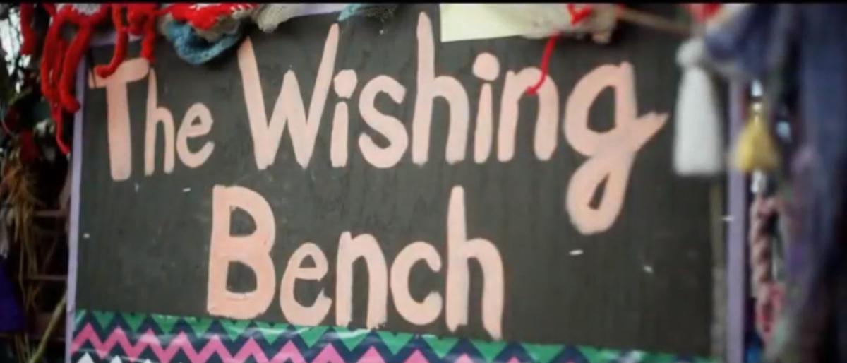 'The Wishing Bench' Photo