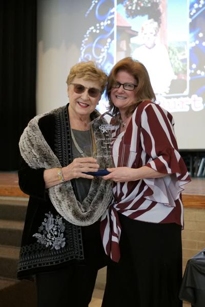 Kaufman Chamber honors Mary Griffin Burt with lifetime achievement award