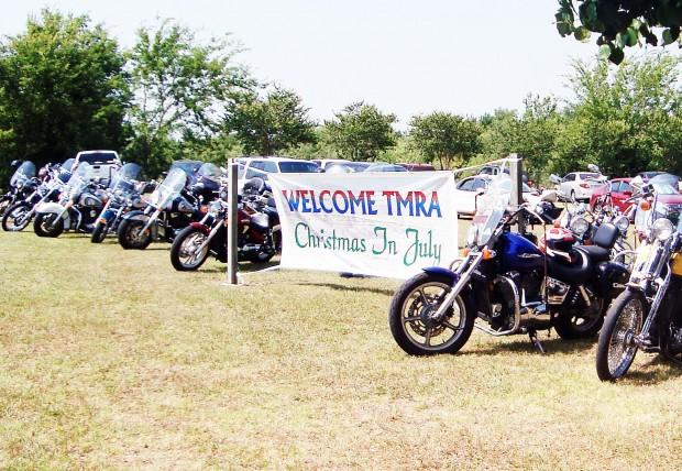 2020 Kaufman County Emergency Childrens Shelter Christmas In July Riding for the kids | News | kaufmanherald.com