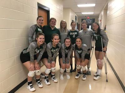 Scurry-Rosser volleyball team goes back to basics with new coach