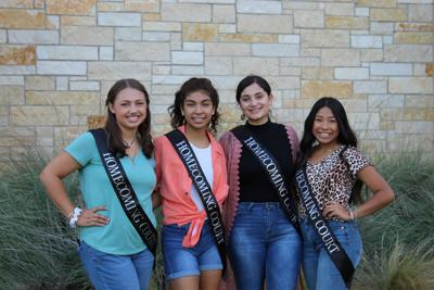 KHS homecoming queen candidates