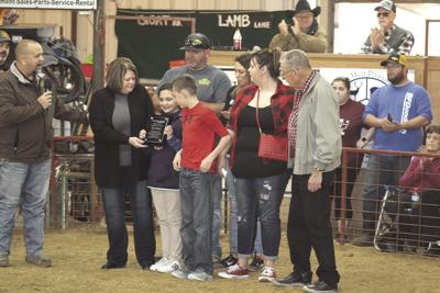 Annual stock show pays tribute