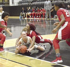 Lady Lions topple Terrell