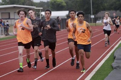 Kaufman cross country teams seek twelfth straight district title