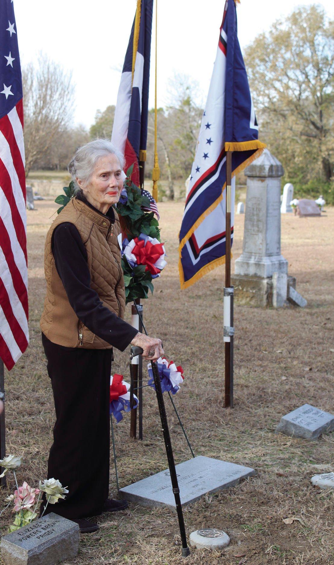 War of 1812 veteran honored in ceremony