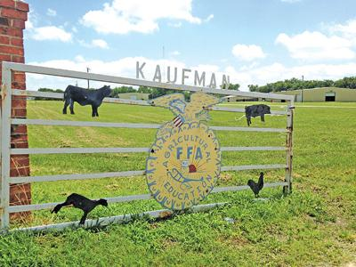 Hunt proposes improvements to Kaufman County fairgrounds