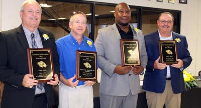 Kaufman High School honors former coach, players in Sports Hall of Fame