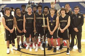 Lions bring home third place in Heritage hoops tournament
