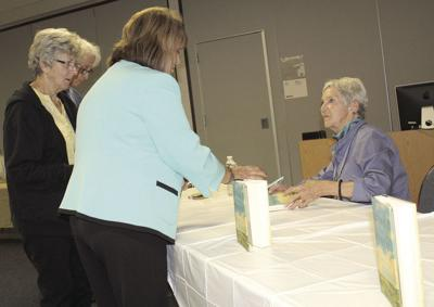 Jiles guest author for Friends of Library